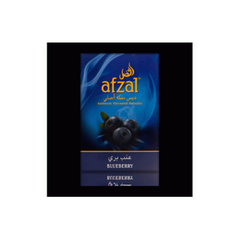 Табак для кальяна Afzal Blueberry (Черника) 50 гр.