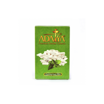 Табак для кальяна Adalya Chewing gum-mint (Жвачка с мятой) 50 гр.