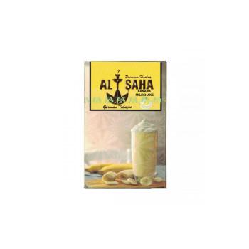 Табак для кальяна Al Saha Banana Milkshake (Банановый милкшейк) 50г