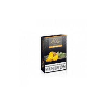 Табак для кальяна Al Sur Ананас (без никотина) 50г