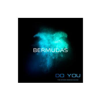 Кальянная смесь Do You Bermudas (Аромат лайма, свежести и приключений) 50г