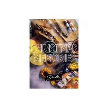 Табак для кальяна Daly Christmas Memories (Яблочный штрудель) 50г