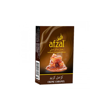Табак Afzal 50 гр - Creme Caramel (Карамель)