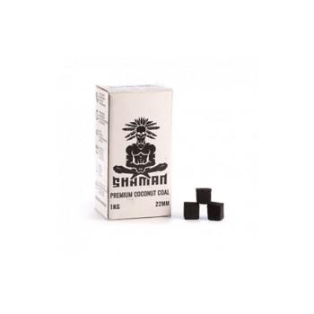 Уголь для кальяна - Shaman 96 кубиков 22мм
