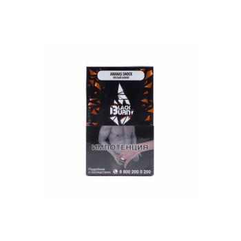 Табак для кальяна Black Burn Ananas Shock (Кислый ананас) 100г