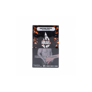 Табак для кальяна Black Burn Barberry Shock (Кислый барбарис) 100г