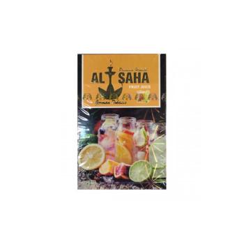 Табак для кальяна Al Saha Fruit Juice (Цитрусовый сок) 50г