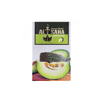 Табак для кальяна Al Saha Green Melon (Зеленая Дыня) 50г