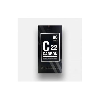 Уголь Carbon 96шт 22мм