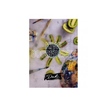Табак для кальяна Daly Kiwi Gooseberry (Киви крыжовник) 50г