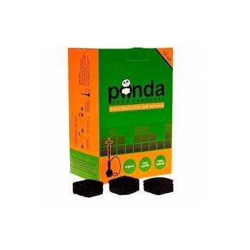 Кокосовый уголь для кальяна - Panda 120 кубиков