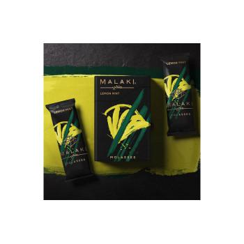 Табак для кальяна Malaki Lemon Mint (Лимон с мятой) 50г
