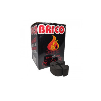 Уголь для кальяна Cocobrico X-type под калауд 96 кубиков