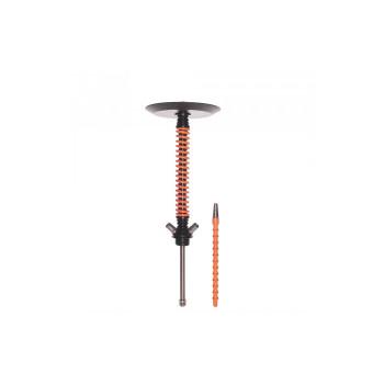 Шахта Mamay Custom - Coilovers Черный Оранжевый Ф (шахта, мундштук, уплотнитель ш)
