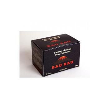 Уголь для кальяна Bau Bau 96 кубиков 22мм
