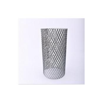 Защитная сетка для угля серебряная