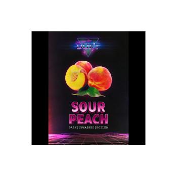 Табак для кальяна Duft Sour Peach (Кислый Персик) 100 гр