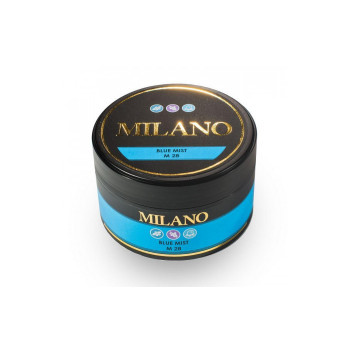 Табак для кальяна Milano Blue Mist (Черника Лед Виноград) 100г