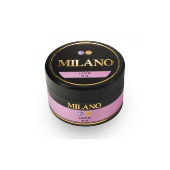 Табак для кальяна Milano Love Is (Маракуйя Дыня Мед Клубника Лед) 100г