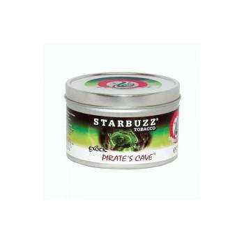 Табак для кальяна Starbuzz Pirate's Cave (Пиратская Пещера) 250 гр.