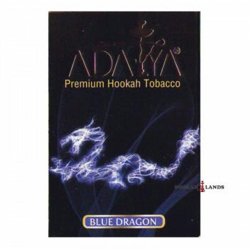 Табак Adalya Блю дрэгон (Питахайя, черника с ментолом) Акциз 50 гр.