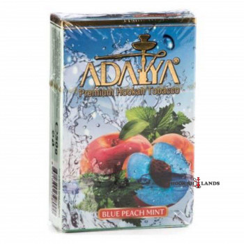 Табак Adalya Голубой персик с мятой Акциз 50 гр.