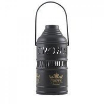 Защитный колпак  СROWN чёрный (высота 22 см, диаметр 9,5 см)