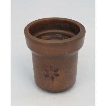 Чаша для кальяна Глиняный