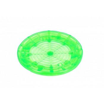 Резинка насадка L040 для колбы (зеленая)