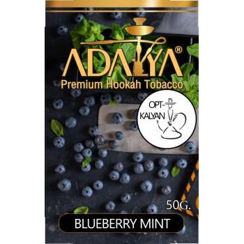 Adalya Blueberry Mint Черника С Мятой табак оптом 50 Грамм