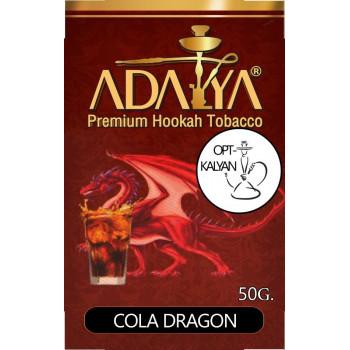Adalya Cola Dragon Кола Дракон табак оптом 50 Грамм