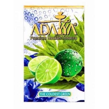 Adalya Coldest Green Колдест Грин табак оптом 50 Грамм
