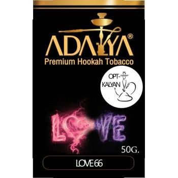 Adalya Love 66 Любовь 66 табак оптом 50 Грамм