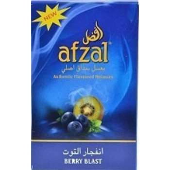 Табак Afzal Berry Blast Киви и черника 40 грамм