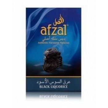 Табак Afzal Black Liquorice Черный ликер 40 грамм