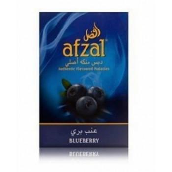 Табак Afzal Blueberry Голубика 40 грамм