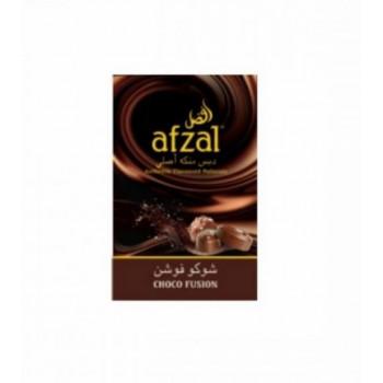 Табак Afzal Choco Fusion Шоколад,орех 40 грамм