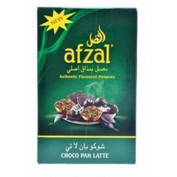 Табак Afzal Choco Pan Latte Индийские специи,шоколад 40 грамм