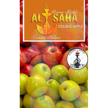 """Табак AL SAHA Double Appl """" Двойное яблоко""""  50 g"""