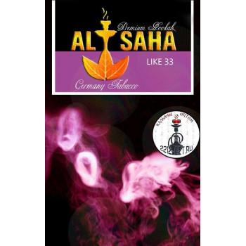 "Табак AL SAHA Like 33 "" Лайк 33 ""50 g"
