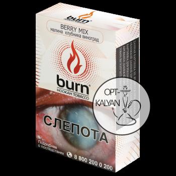 Burn - Berry Mix-микс нежной малины и клубники, с ноткой винограда 100гр.