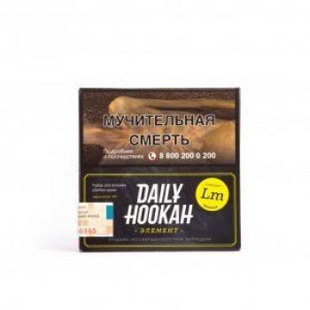 Табак DAILY HOOKAH- Лимон 40 гр