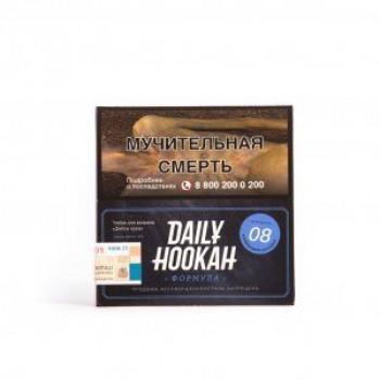 Табак DAILY HOOKAH - Клубничный мильфей 40 гр