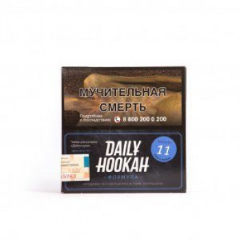 Табак DAILY HOOKAH- Мята и молоко 40 гр