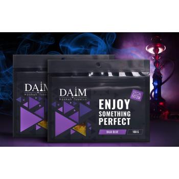 Daim  (Classic) BAJA BLUE - Бая блю (ягодный вкус) 100 гр