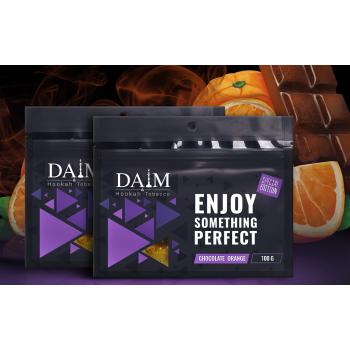 Daim  (Classic) Chocolate Orange  -  шоколад с апельсином 100 гр
