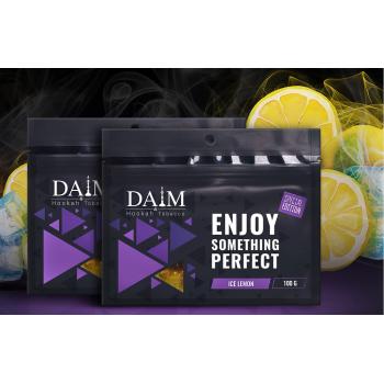 Daim (Classic) Ice Lemon - Ледяной лимон  100 гр