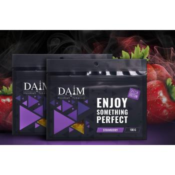 Daim (Classic) strawberry - клубника 100 гр