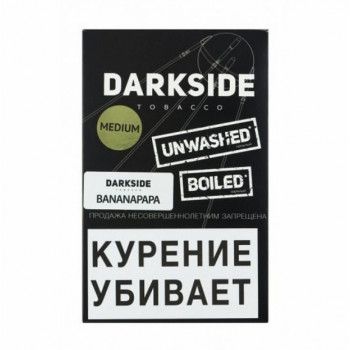 Табак Dark Side Медиум со вкусом Bananapapa Банановый папа 100 г