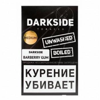 Табак Dark Side Медиум со вкусом Barberry Gum Барбарисовая жвачка 100 г